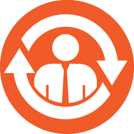 chain of custody icon
